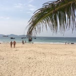 Photo taken at Koh Mook Charlie Beach Resort Trang by Claudine C. on 12/10/2013