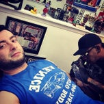 Photo taken at Screamin Ink Tattoo by Domenic V. on 1/12/2014