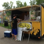 Photo taken at Boka Tako Truck by Adam K. on 7/3/2013