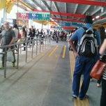 Photo taken at Jurong East Temporary Bus Interchange by Faqihuddin A. on 7/5/2013