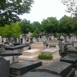 Photo taken at Cimetière du Montparnasse by Ivan D. on 5/28/2013