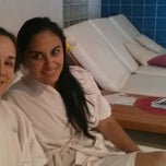 Photo taken at Serena Spa by Paty P. on 4/11/2015