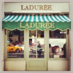 Photo taken at Ladurée by anjelika on 7/27/2013