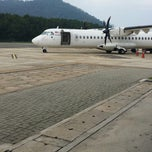Photo taken at Redang Island Airport by Eissa A. on 5/28/2014