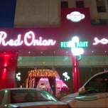 Photo taken at Red Onion by Faisal | ف. on 11/22/2012