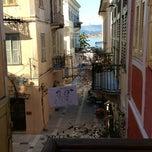Photo taken at Όμορφη Πόλη (Omorfi Poli) by Elli P. on 4/4/2013