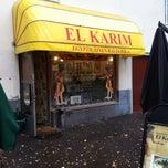 Photo taken at El Karim by Markus G. on 10/18/2013