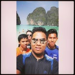 Photo taken at Ao Nang Goodview by Arebid A. on 12/23/2013