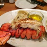 Photo taken at Black Angus Steakhouse by Mark K. on 2/13/2015