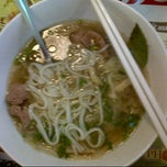 Photo taken at Phở 24 @ Vincom Center B by Sunny T. on 2/7/2015