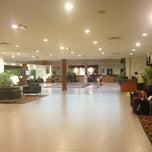 Photo taken at Concorde Inn Hotel by khairi y. on 6/4/2013