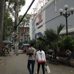Photo taken at Co.opmart Ly Thuong Kiet by Najung K. on 1/8/2013