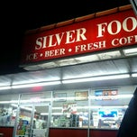 Photo taken at Silver Food Mart by Alice F. on 10/3/2013