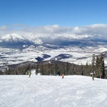 Photo taken at Keystone Resort by Abby W. on 1/12/2013