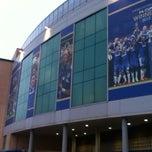 Photo taken at Stamford Bridge by Taylor A. on 3/18/2013