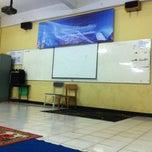 Photo taken at SMAN 6 Bekasi by Aprilita V. on 7/16/2014