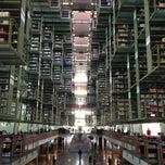 Photo taken at Biblioteca Vasconcelos by Roberto J. on 7/27/2013
