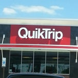 Photo taken at QuikTrip by Barbara K. on 4/22/2013