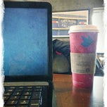 Photo taken at Starbucks by Kevin B. on 1/12/2013