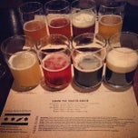 Photo taken at Goose Island Brewery by Marcela on 7/3/2013