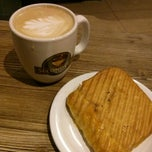 Photo taken at Second Cup by Alanna K. on 12/21/2013
