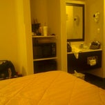Photo taken at Comfort Inn & Suites by jessica on 2/19/2012