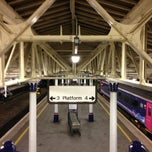 Photo taken at Exeter St Davids Railway Station (EXD) by atxrich on 6/29/2013
