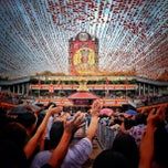 Photo taken at Basilica Minore del Santo Niño by Carlo Regino C. on 1/15/2013