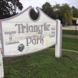 Photo taken at Niles Park District - Oasis Water Park by Alex V. on 10/17/2013