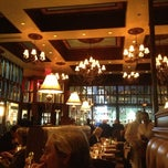 Photo taken at Ca Va Brasserie by Sedef P. on 3/6/2013