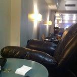Photo taken at reLAX Lounge by David C. on 8/31/2013