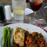 Photo taken at Vienna Cafe and Bistro by Gail A. on 6/28/2014
