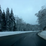 Photo taken at Cypress Provincial Park by Jose G. on 12/23/2012