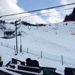 Photo taken at 井川スキー場 腕山 by アウトライフ on 3/14/2015