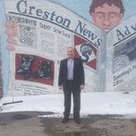 Photo taken at Creston News Advertiser by Monte S. on 2/12/2014