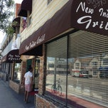 Photo taken at New India Grill by Matthew M. on 7/27/2013
