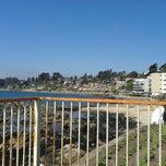 Photo taken at Playa Higuerillas by Leonardo S. on 2/27/2014