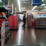 Photo taken at Walmart Supercenter by Gyu Young J. on 10/29/2012