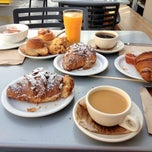 Photo taken at Tartine Bakery by Daddy F. on 10/23/2012