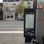 Photo taken at Station BIXI by Paul R. on 10/2/2012