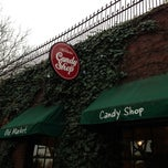 Photo taken at Old Market Candy Shop by Todd M. on 11/24/2012