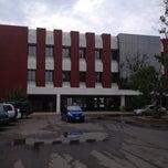 Photo taken at Universidad Autónoma de Tamaulipas by Erick O. on 6/11/2013