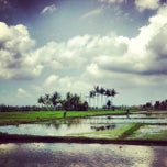 Photo taken at Sawah Indah by Jenifer O. on 9/17/2012