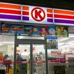Photo taken at サークルK 本町田南店 by Makoto C. on 3/13/2015