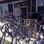 Photo taken at Bike Barn by Judy A. on 11/1/2014