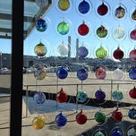 Photo taken at Museum of Glass Store by Belle C. on 2/28/2015