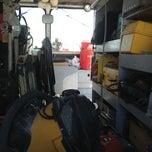 Photo taken at Sears Break Truck by Mayhem W. on 1/23/2013