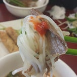 Photo taken at Phở Little Saigon by James G. on 4/26/2014