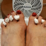Photo taken at Bella Nails by Tetyana S. on 5/17/2014