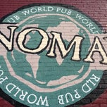 Photo taken at Nomad World Pub by Mike M. on 7/30/2012